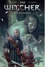 THE WITCHER - RÓKAGYERMEK (KÉPREGÉNY) - Ekönyv - TOBIN, PAUL - QUEIRO, JOE