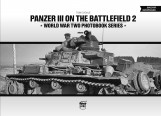 PANZER III ON THE BATTLEFIELD 2. - Ekönyv - COCKLE, TOM