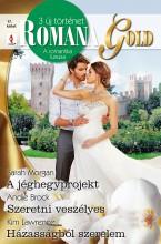 Romana Gold 17. kötet - Ekönyv - Sarah Morgan, Andie Brock, Kim Lawrence