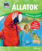 ÁLLATOK - MATRICÁS ALBUM (MI MICSODA) - Ekönyv - TESSLOFF ÉS BABILON KIADÓI KFT.