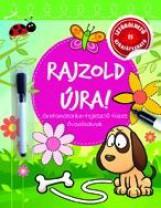 RAJZOLD ÚJRA! - GRAFOMOTORIKA-FEJLESZTŐ FÜZET ÓVODÁSOKNAK - Ekönyv - -