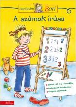 A SZÁMOK ÍRÁSA - BARÁTNŐM, BORI FOGLALKOZTATÓ - Ekönyv - SÖRENSEN, HANNA