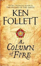 A COLUMN OF FIRE (PB) - Ekönyv - FOLLETT, KEN