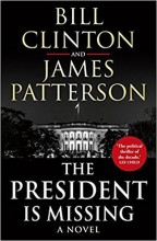 THE PRESIDENT IS MISSING - Ekönyv - CLINTON, BILL - PATTERSON, JAMES