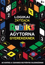 LOGIKAI JÁTÉKOK - AGYTORNA GYEREKEKNEK (RUBIK'S) - Ekönyv - MÓRA KÖNYVKIADÓ