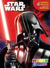 STAR WARS - MASZK ÉS MESE (DARTH VADER-ÁLARCCAL) - Ekönyv - KOLIBRI / STAR WARS