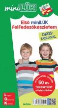 ELSŐ MINILÜK FELFEDEZŐKÉSZLETEM OKOSTÁBLÁVAL - Ekönyv - MÓRA KÖNYVKIADÓ