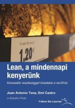 LEAN, A MINDENNAPI KENYERÜNK - Ekönyv - TENA, JUAN ANTONIO - CASTRO, EMI