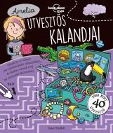 AMELIA ÚTVESZTŐS KALANDJAI - LONELY PLANET FOGLALKOZTATÓ KÖNYV - Ekönyv - GLEDHILL, JANE