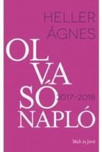 OLVASÓNAPLÓ 2017-2018 - Ekönyv - HELLER ÁGNES