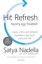 HIT REFRESH - NYOMJ EGY FRISSÍTÉST! - Ekönyv - NADELLA, SATYA