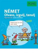 OLVASS, IZGULJ, TANULJ - NÉMET (PONS, ALAPSZINT) - Ekönyv - KLETT KIADÓ