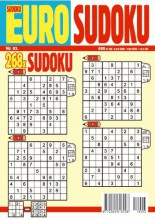 EURO SUDOKU 2018/3. - Ekönyv - CSOSCH KFT.