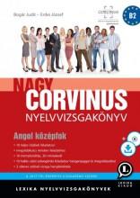 NAGY CORVINUS NYELVVIZSGAKÖNYV - ANGOL KÖZÉPFOK + CD + LETÖLTHETŐ HANGANYAG - Ekönyv - LX-0059-2
