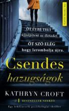 CSENDES HAZUGSÁGOK - Ekönyv - CROFT, KATHRYN