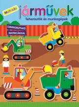 MATRICÁS JÁRMŰVEK - TEHERAUTÓK ÉS MUNKAGÉPEK - Ekönyv - NAPRAFORGÓ KÖNYVKIADÓ