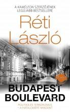BUDAPEST BOULEVARD - Ekönyv - RÉTI LÁSZLÓ