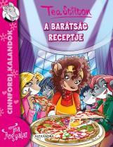 A BARÁTSÁG RECEPTJE - CINNFORDI KALANDOK - Ekönyv - STILTON, TEA
