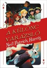 A KÜLÖNC VARÁZSLÓ - Ekönyv - HARRIS, NEIL PATRICK