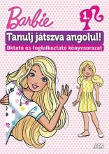 BARBIE - TANULJ JÁTSZVA ANGOLUL! 1. - Ekönyv - JCS MÉDIA KFT
