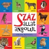 Száz... angolul - Száz állat angolul sok-sok matricával - Ekönyv - NAPRAFORGÓ KÖNYVKIADÓ