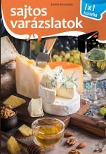 SAJTOS VARÁZSLATOK - 1X1 KONYHA - Ekönyv - ELEKTRA KÖNYVKIADÓ KFT.
