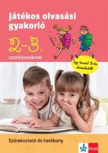 JÁTÉKOS OLVASÁSI GYAKORLÓ 2. ÉS 3. OSZTÁLYOSOKNAK - Ekönyv - PETIK ÁGOTA MARGIT, RUZSA ÁGNES