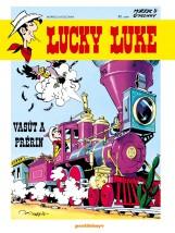 LUCKY LUKE 32. - VASÚT A PRÉRIN - Ekönyv - GOSCINNY-MORRIS