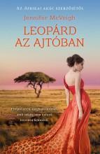 LEOPÁRD AZ AJTÓBAN - Ekönyv - MCVEIGH, JENNIFER