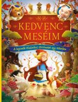 KEDVENC MESÉIM - A LEGSZEBB KLASSZIKUS TÖRTÉNETEK EGY KÖTETBEN - Ekönyv - ALEXANDRA KIADÓ