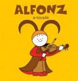 ALFONZ, A TÜCSÖK - Ekönyv - BARTOS ERIKA