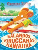 KALANDOS KIRUCCANÁS HAWAIIRA - Ekönyv - STILTON, GERONIMO