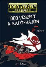 1000 VESZÉLY A KALÓZHAJÓN - Ekönyv - LENK, FABIAN