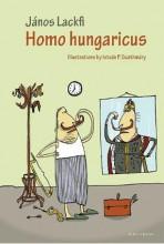 HOMO HUNGARICUS - ANGOL - Ekönyv - LACKFI JÁNOS