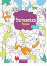 SZÍNVARÁZS - ÁLLATOK - Ekönyv - ALEXANDRA KIADÓ