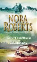 REJTETT TERMÉSZET - VILLANÓFÉNY - Ekönyv - ROBERTS, NORA