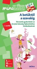 A BETŰKTŐL A SZAVAKIG 1. - MINILÜK - Ekönyv - LDI235