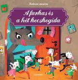 A FARKAS ÉS A HÉT KECSKEGIDA - KEDVENC MESÉIM - Ekönyv - ALEXANDRA KIADÓ