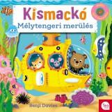 KISMACKÓ MÉLYTENGERI MERÜLÉS - Ekönyv - DAVIES, BENJI