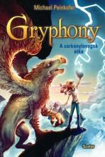 GRYPHONY - A SÁRKÁNYLOVAGOK ÁTKA - Ekönyv - PEINKOFER, MICHAEL