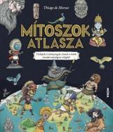 MÍTOSZOK ATLASZA - Ekönyv - DE MORARES, THIAGO