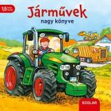 JÁRMŰVEK NAGY KÖNYVE - Ekönyv - STEPHAN BAUMANN