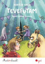 TEVEFUTAM - Ekönyv - KERTÉSZ ERZSI