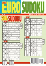 EURO SUDOKU 2018/4 - Ekönyv - CSOSCH KFT.