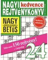 NAGYI KEDVENCE REJTVÉNYKÖNYV 24. - Ekönyv - CSOSCH KFT.