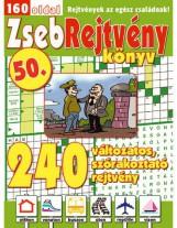 ZSEBREJTVÉNY KÖNYV 50. - Ekönyv - CSOSCH KFT.