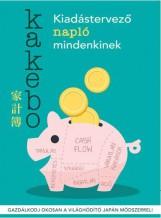 KAKEBO - KIADÁSTERVEZŐ NAPLÓ MINDENKINEK - Ekönyv - .