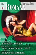 Romana különszám 89. - Ekönyv - Scarlet Wilson, Mira Lyn Kelly, Susanna Carr