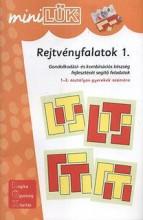 REJTVÉNYFALATOK 1. (MINILÜK) - Ekönyv - LDI-601