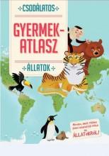 CSODÁLATOS GYERMEKATLASZ-ÁLLATOK - Ekönyv - NOVUM KÖNYVKIADÓ
